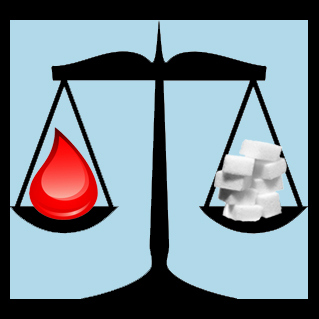 blood sugars scale