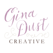 gina dust creative design services